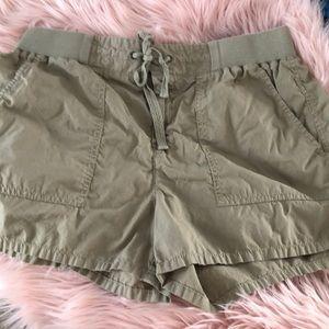 Lou & Grey utility shorts
